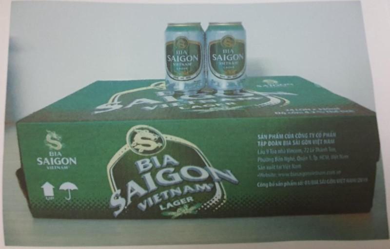 Đề nghị truy tố vụ xâm phạm nhãn hiệu bia Sài Gòn - ảnh 1