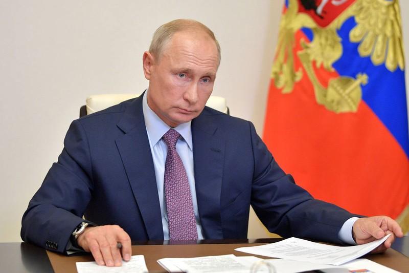 Ông Putin đồng ý gia hạn Hiệp ước hạt nhân Nga - Mỹ - ảnh 1