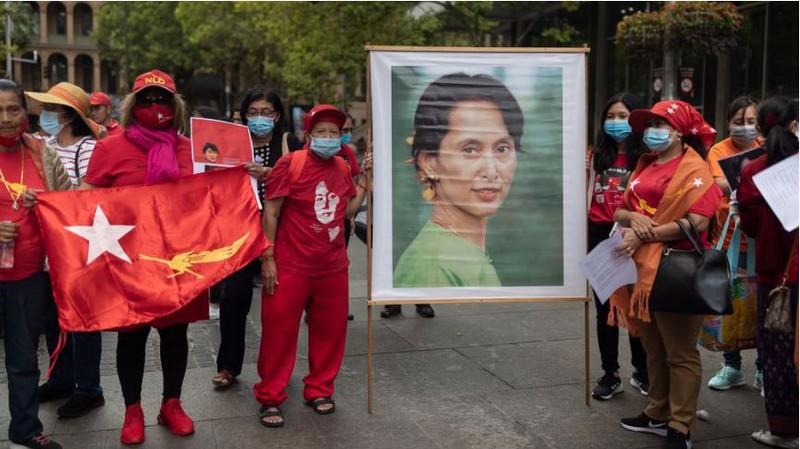 Nhận diện thế khó của Mỹ  ở Myanmar - ảnh 1