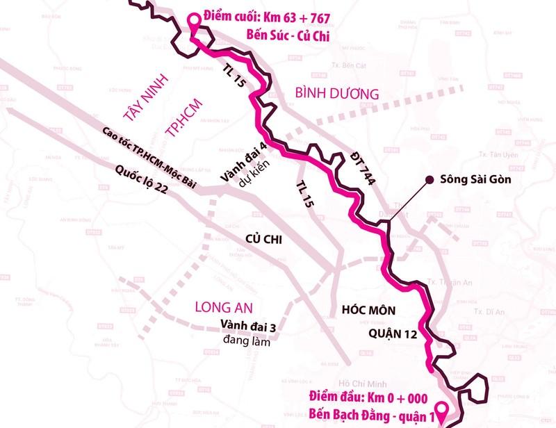 Ý kiến trái chiều về đề xuất đại lộ ven sông Sài Gòn - ảnh 1