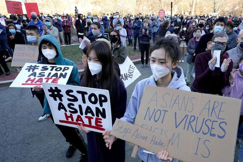 Bạo lực ở Mỹ với người gốc Á: Sẽ thay đổi! - ảnh 1