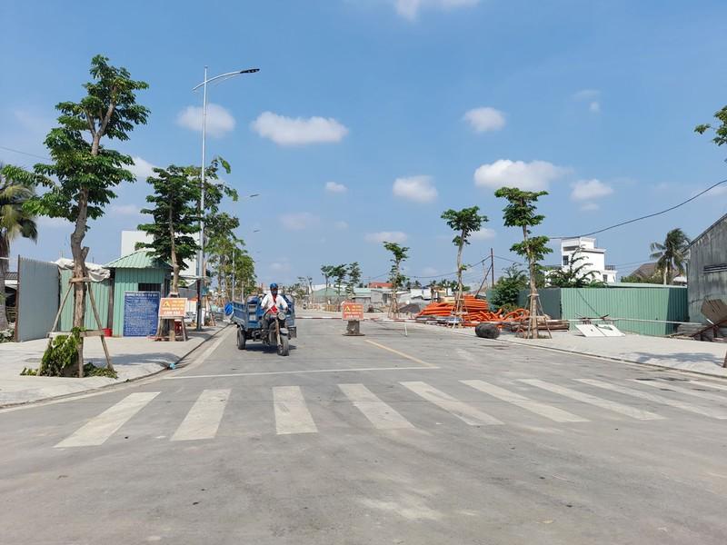 Dự án chỉnh trang khu dân cư đô thị Phú Khương. Ảnh: ĐÔNG HÀ
