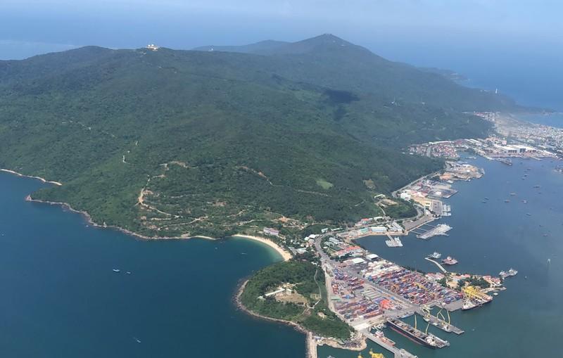 Đà Nẵng: Nhận chìm vật chất, lo ảnh hưởng đến sinh thái biển - ảnh 1