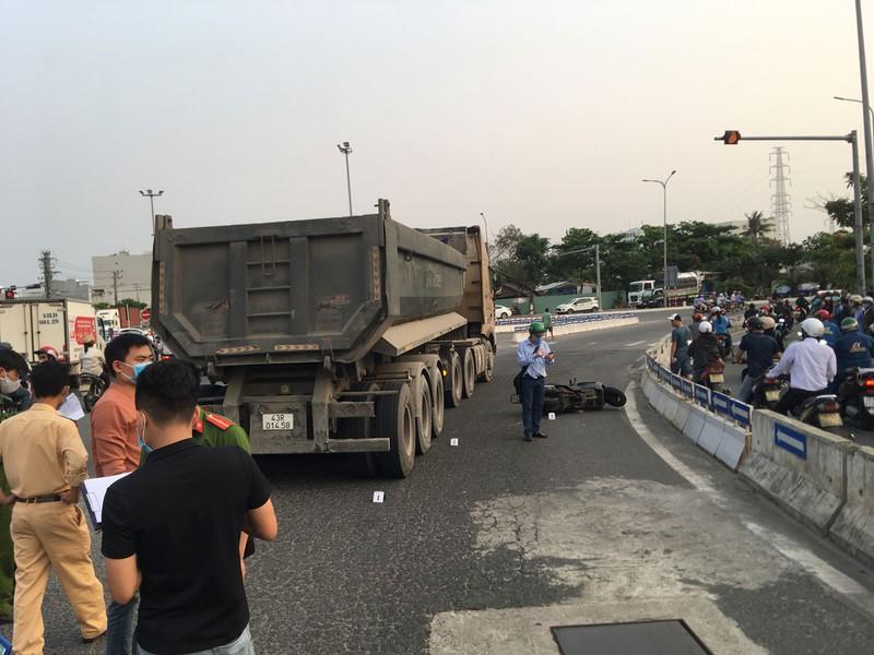 Đà Nẵng: Chậm cải tạo đường, tai nạn xảy ra liên tục - ảnh 1