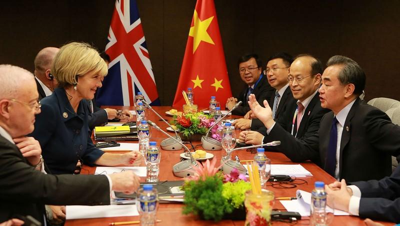 Dứt khỏi Vành đai - Con đường, Úc 'tuyên chiến' với Trung Quốc - ảnh 1