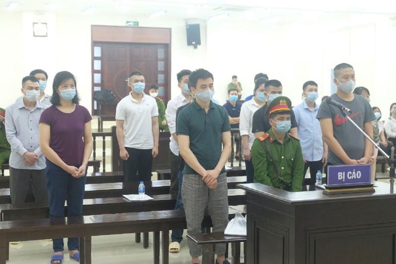 Đại án Nhật Cường: VKS đề nghị phạt tù 14 bị cáo - ảnh 1