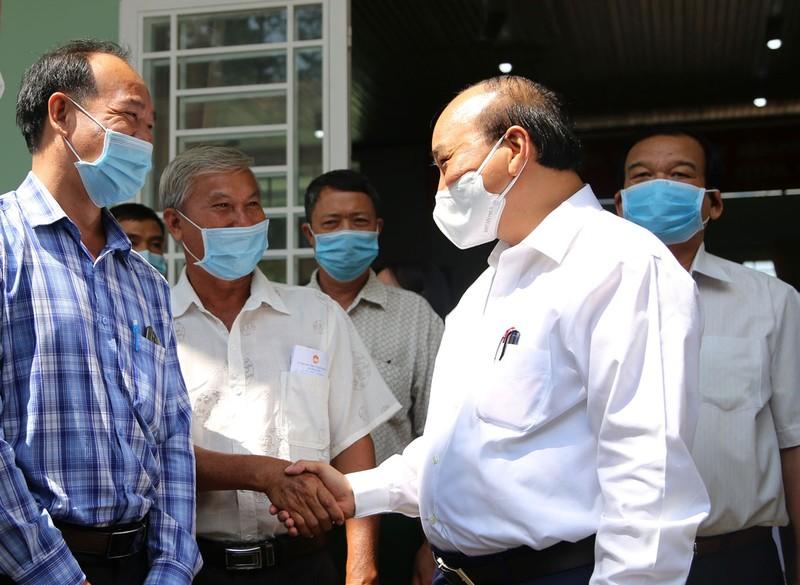 Thư của Chủ tịch nước Nguyễn Xuân Phúc gửi cử tri TP.HCM - ảnh 1