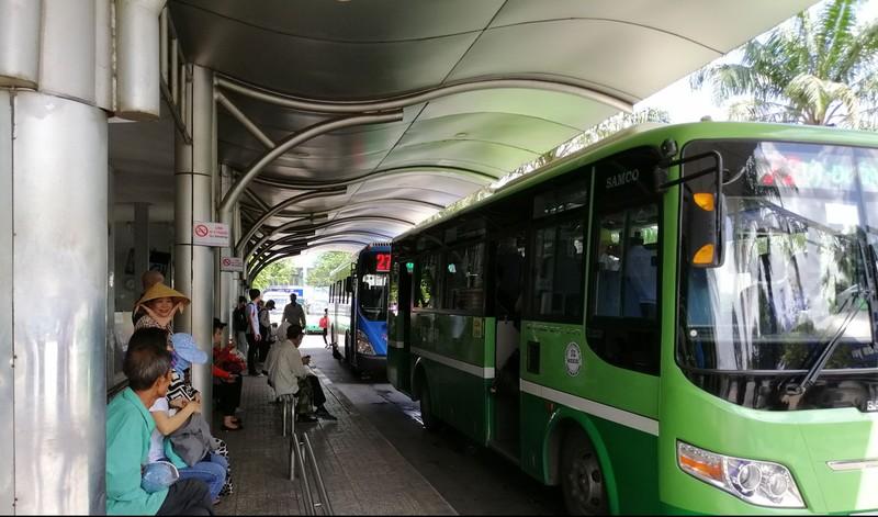 TP.HCM: phát triển đồng bộ  giao thông công cộng 10 năm tới - ảnh 1