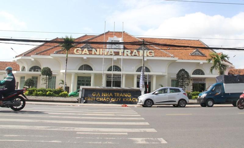 Khánh Hòa muốn dời ga  Nha Trang ra ngoại thành - ảnh 1