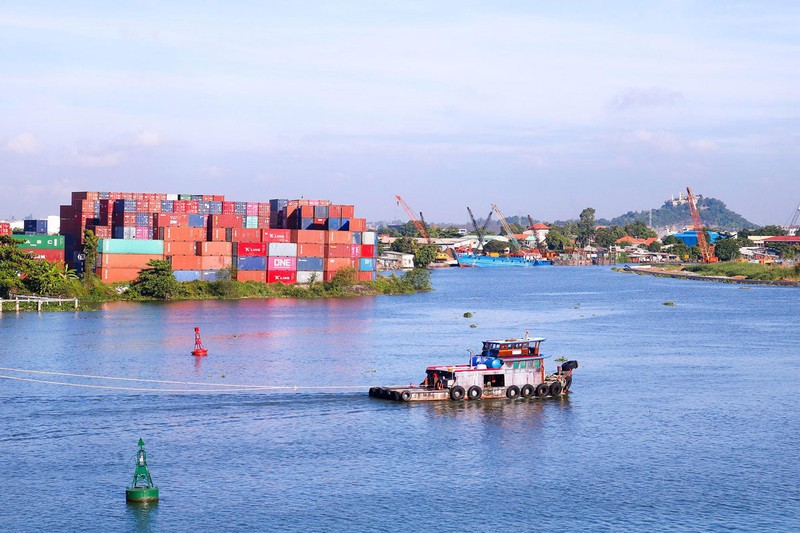 Cân nhắc chuyện làm cảng container Cần Giờ - ảnh 2