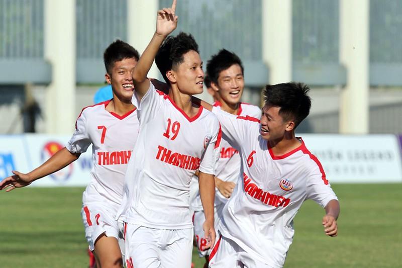 Viettel hòa 2-2 Nam Định, Hà Nội bị loại sốc khỏi giải U-21 - ảnh 1
