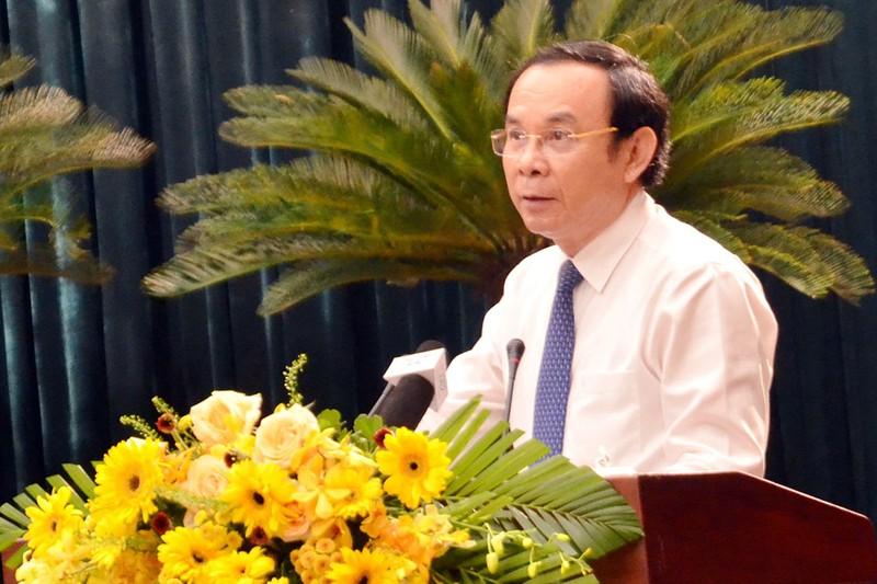 TP.HCM: Quyết khống chế dịch, phục hồi nhanh kinh tế - ảnh 1