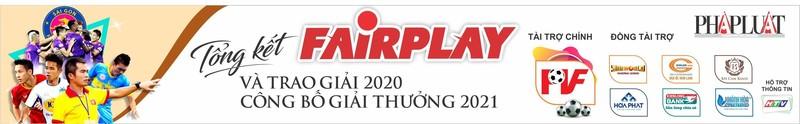 Ngày 20-1, trao giải thưởng FairPlay 2020 và công bố giải 2021 - ảnh 3