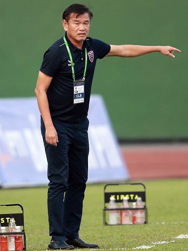 HLV Phan Thanh Hùng muốn 'bắt bài' Hà Nội FC - ảnh 1
