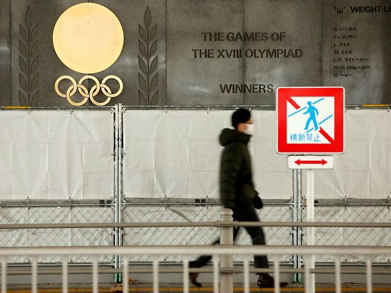 Olympic Tokyo hoãn giải đấu thử nghiệm COVID-19 - ảnh 1