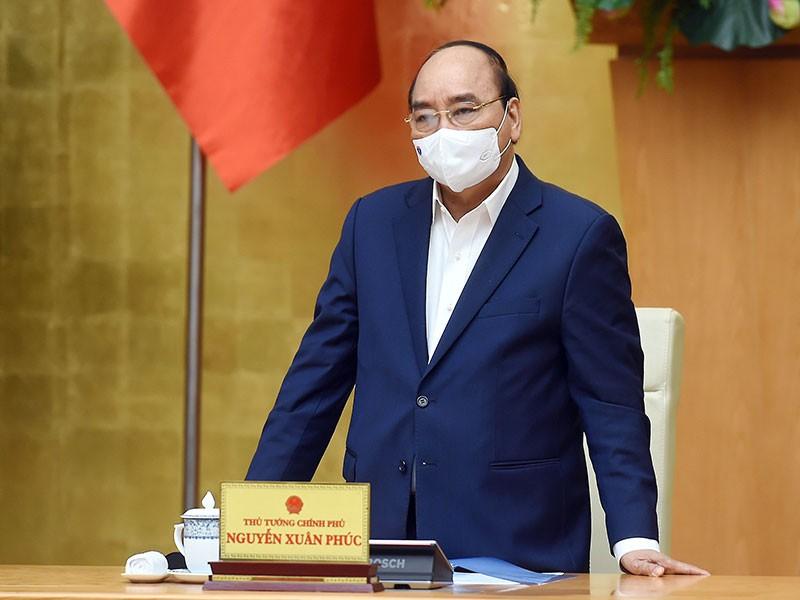 Thủ tướng yêu cầu gỡ ngay ách tắc lưu thông hàng hóa - ảnh 1
