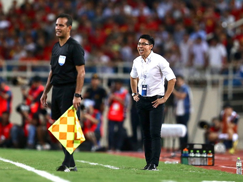 Đội tuyển Malaysia không mạo hiểm sử dụng tuyển thủ trẻ - ảnh 1