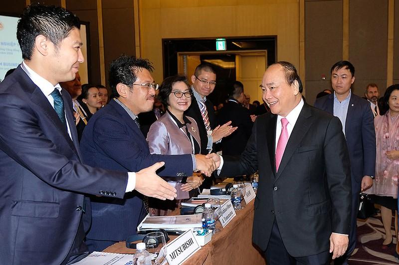 Thủ tướng Nguyễn Xuân Phúc và dấu ấn của chính phủ kiến tạo - ảnh 1
