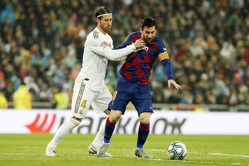 El Clasico và món nợ mà Messi khó đòi - ảnh 1
