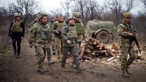 Nga cảnh báo sẽ hành động nếu Ukraine leo thang ở Donbass - ảnh 1
