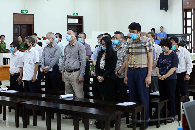 Tuyên án đại án Gang thép Thái Nguyên - ảnh 1