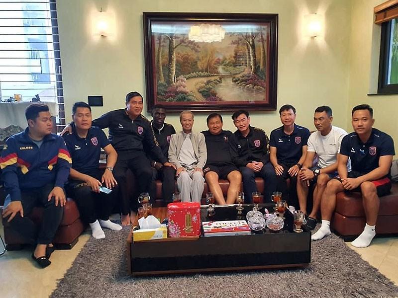 'Bố Hải vẫn còn mãi với bóng đá Việt Nam!' - ảnh 1