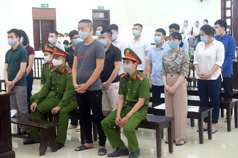 Đại án Nhật Cường: Các bị cáo xin giảm nhẹ hình phạt - ảnh 1