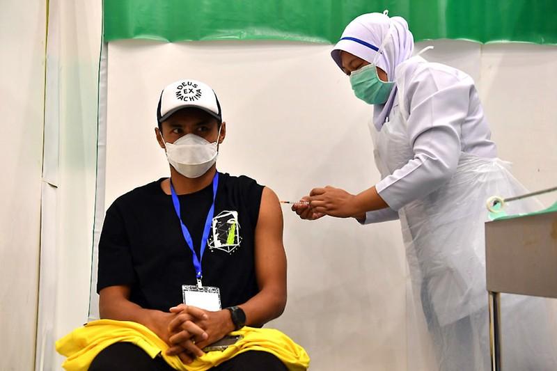 Đội tuyển Malaysia khoe đã an toàn với dịch bệnh và lên đường - ảnh 1