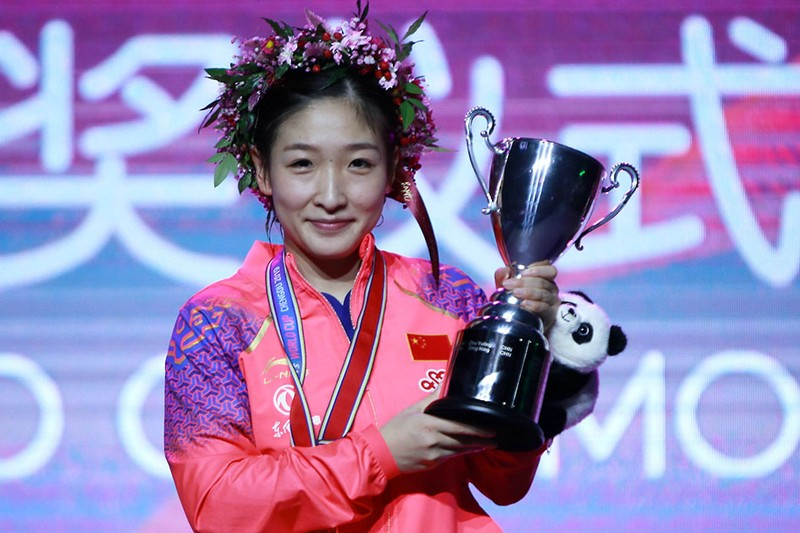 Trung Quốc loại nhà vô địch thế giới - ảnh 1