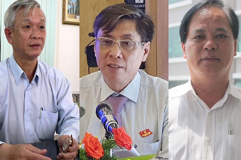 2 cựu chủ tịch Khánh Hòa bị bắt vì sai phạm ở 2 dự án tại Nha Trang - ảnh 1