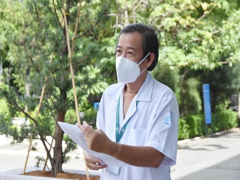 Giám đốc Bệnh viện Bệnh Nhiệt đới TP.HCM: 'Chúng tôi ổn'! - ảnh 1