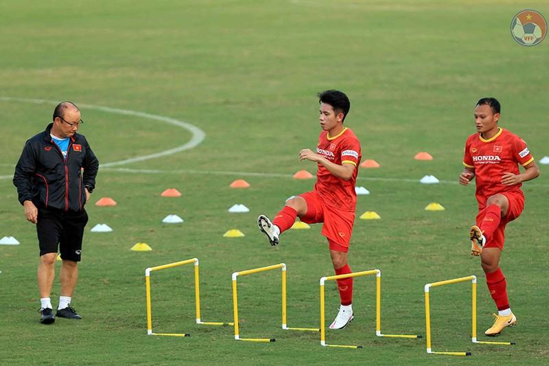 Thầy Park và gánh nặng World Cup - ảnh 1