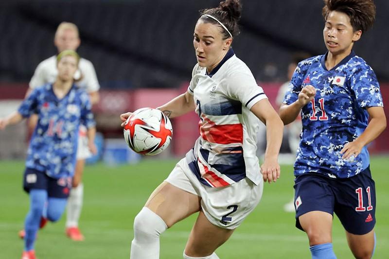 Tứ kết bóng đá nữ Olympic tái hiện trận chung kết World Cup - ảnh 1