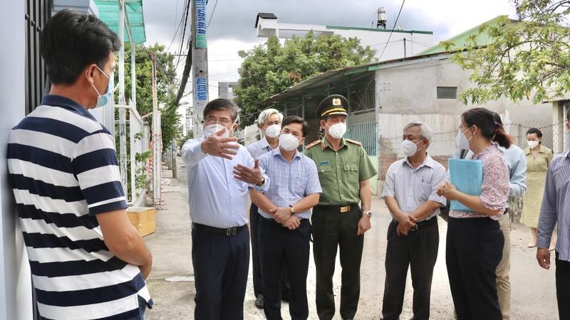 Bình Thạnh: Lập nhóm Zalo để hỗ trợ cho dân - ảnh 2