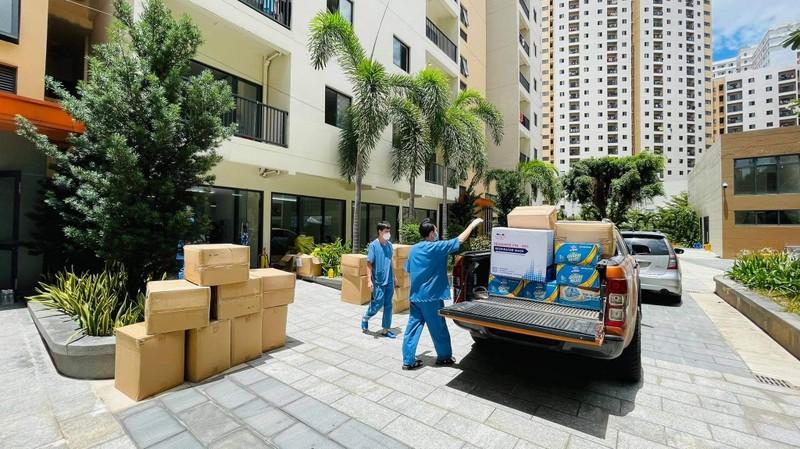 Giải pháp giảm tải tuyến đầu, cứu trợ khẩn cấp người dân - ảnh 2
