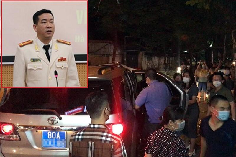 Cựu trưởng Phòng Cảnh sát bị bắt vì cáo buộc tha người trái pháp luật - ảnh 1