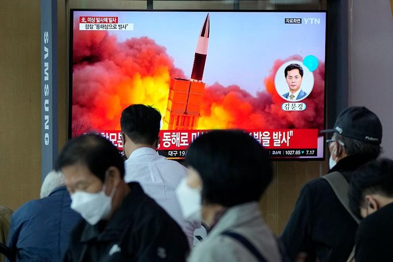 Triều Tiên: Hòa bình cho bán đảo Triều Tiên tùy thuộc Mỹ và Hàn - ảnh 1
