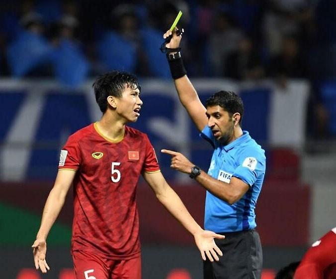 Trọng tài UAE khắc tinh của đội tuyển Việt Nam sẽ cầm còi ngày 8-10 - ảnh 1