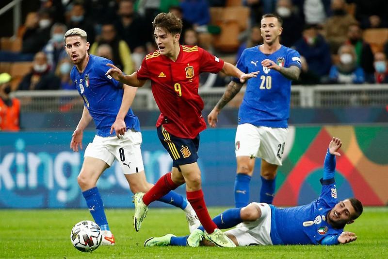 Tây Ban Nha cắt đứt kỷ lục của Ý và cảnh báo Azzurri - ảnh 1