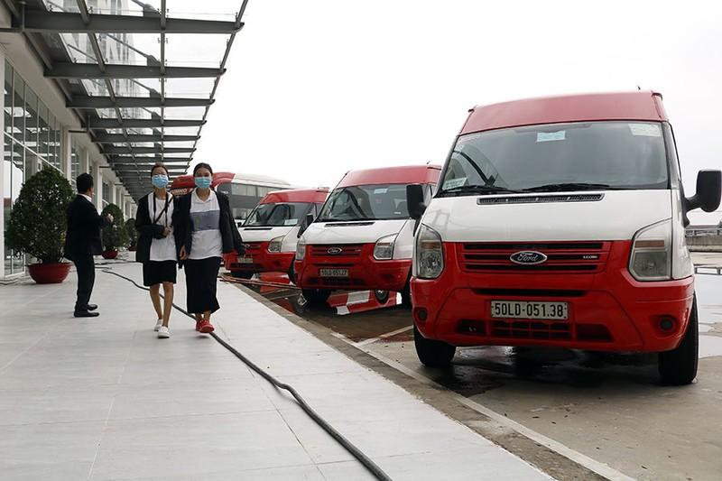 TP.HCM đã sẵn sàng tái khởi động vận tải khách liên tỉnh - ảnh 1
