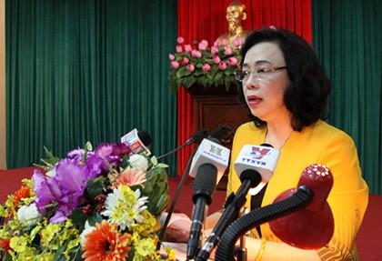 Hà Nội kiến nghị thành lập Ban Kinh tế Thành ủy - ảnh 1