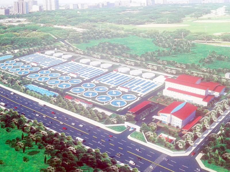 Hà Nội: 800 triệu USD xây hệ thống xử lý nước thải - ảnh 1