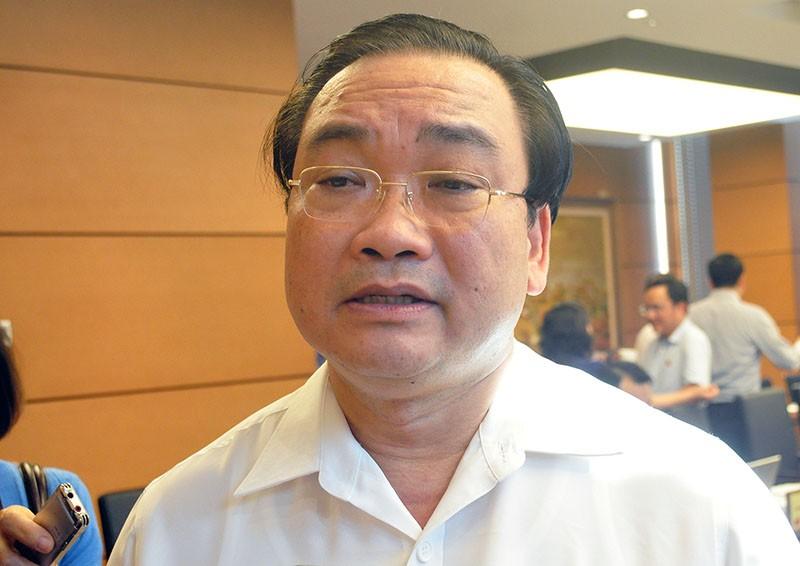 Bí thư Hà Nội trả lời về vụ nhân viên sân bay bị đánh - ảnh 1