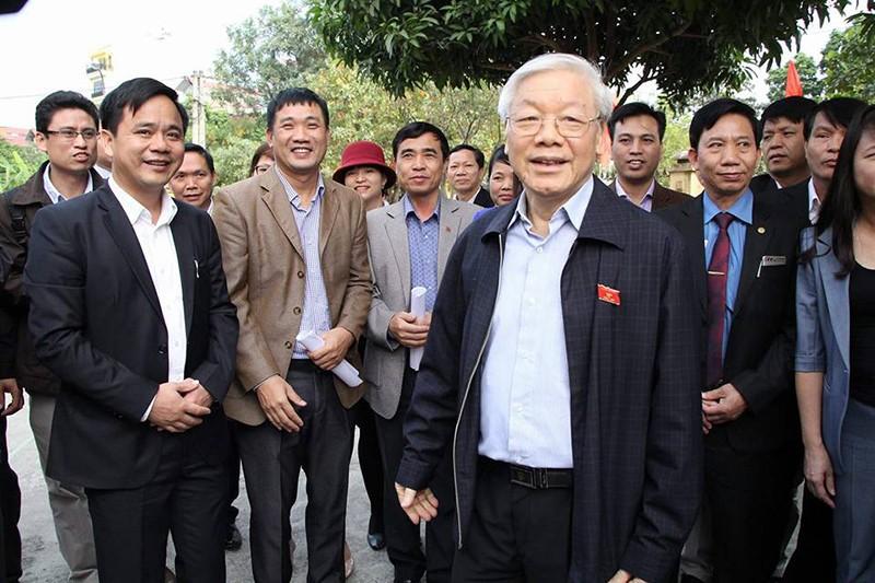 """Tổng Bí thư: """"Trịnh Xuân Thanh không trốn được đâu"""" - ảnh 1"""