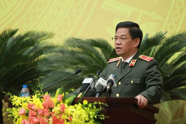 Giám đốc Công an TP Hà Nội Đoàn Duy Khương