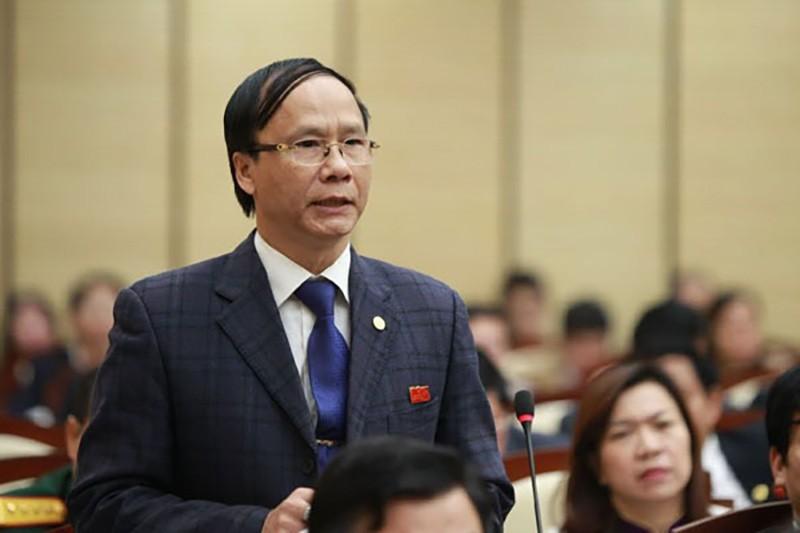 ĐB Nguyễn Hoài Nam (Thạch Thất, Hà Nội)