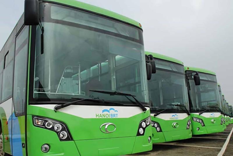 Xe buýt nhanh Hà Nội sẽ chạy miễn phí tháng đầu tiên - ảnh 2
