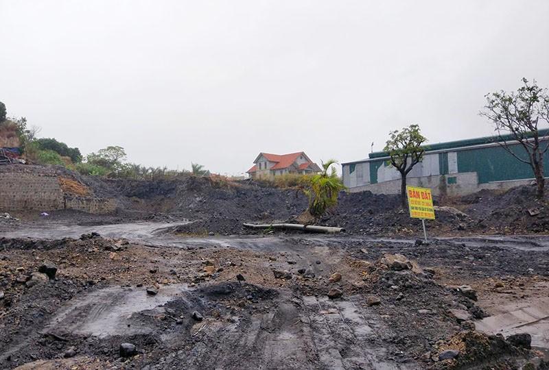 """Quảng Ninh: Nhiều cán bộ bị kiểm điểm vì than """"thổ phỉ"""" - ảnh 1"""