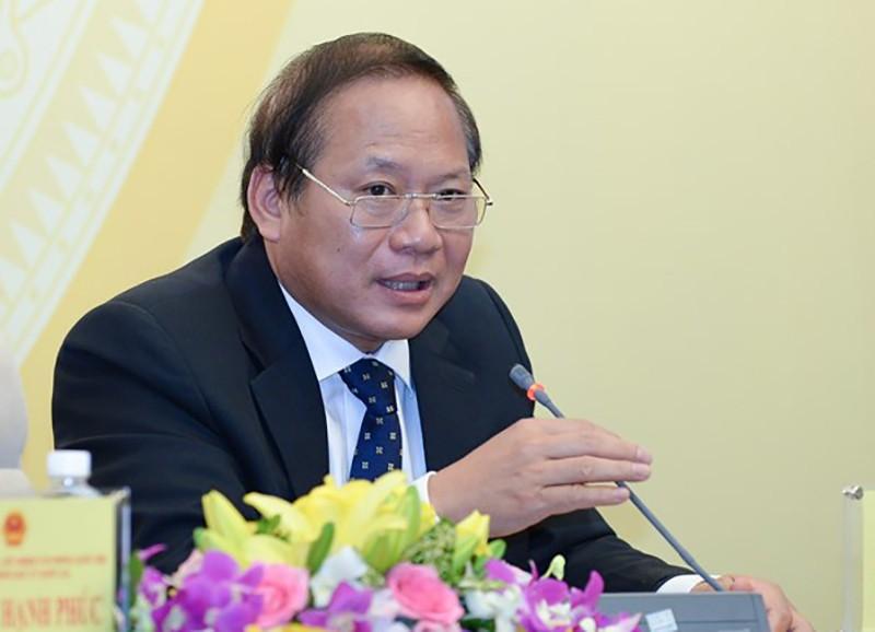 Ông Trương Minh Tuấn: Tôi cũng là nạn nhân tin nhắn rác - ảnh 1