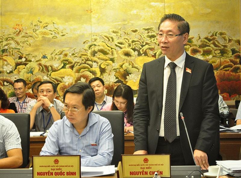 ĐBQH nói về vụ khởi tố nguyên phó chủ tịch Hà Nội - ảnh 2